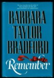Cover: Barbara Taylor Bradford - Remember