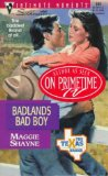 Badlands Bad Boy (The Texas Brand) (Silhouette Intimate Moments #809)