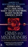 Crimes and Misdemeanors: New and Original Stories of Love and Death